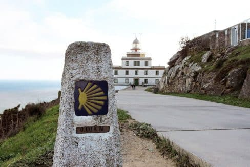 Route of the lighthouses Costa da Morte
