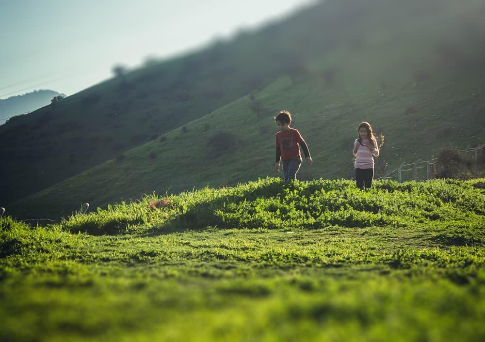 Las mejores rutas para hacer con los niños