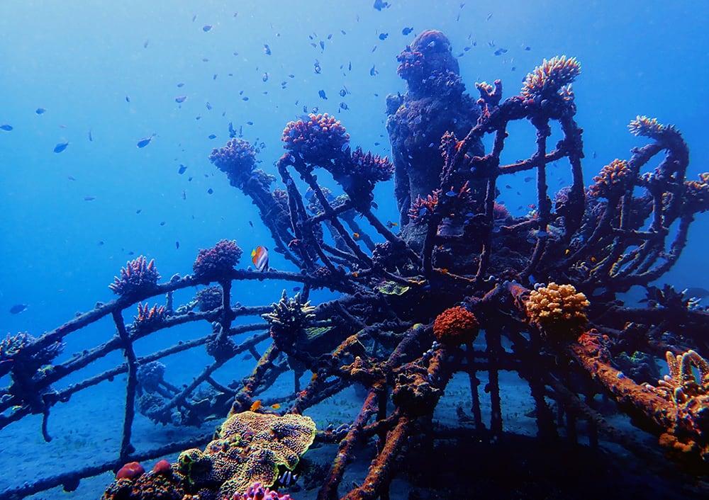 Ruta de los naufragios en Costa da Morte